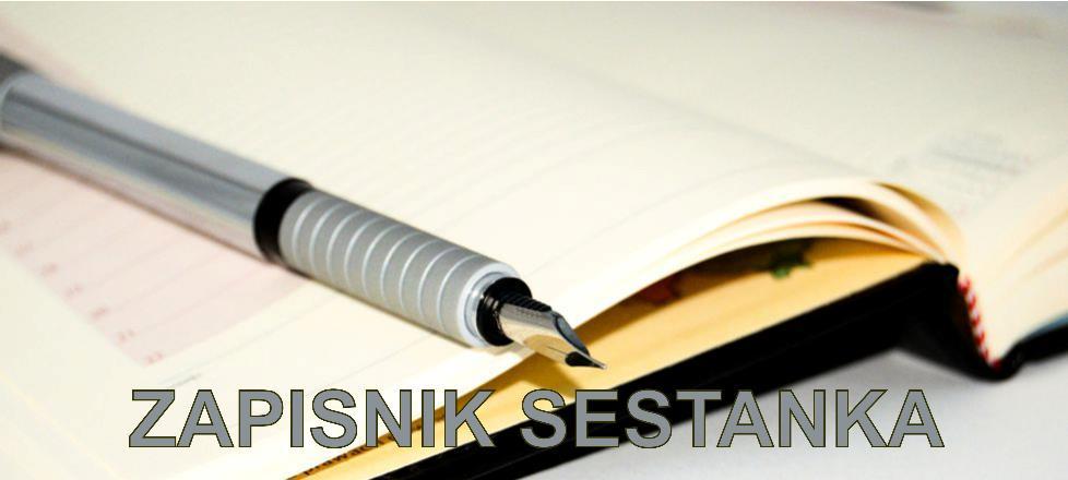 Zapisnik 3. delovnega sestanka s krajani Ormoške ceste