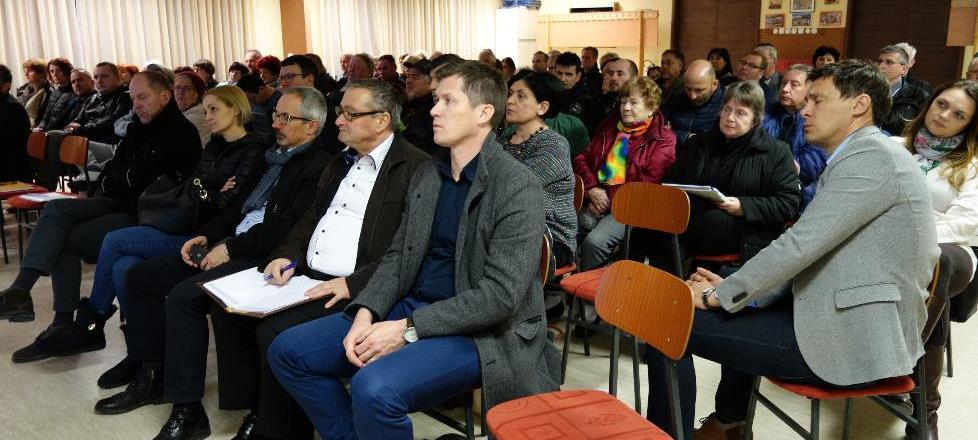 Zapisnik delovnega sestanka s krajani Ormoške ceste